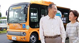 コミュニティバス事業のイメージ