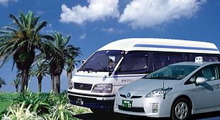 宮崎の観光地を「観光タクシー」で!のイメージ